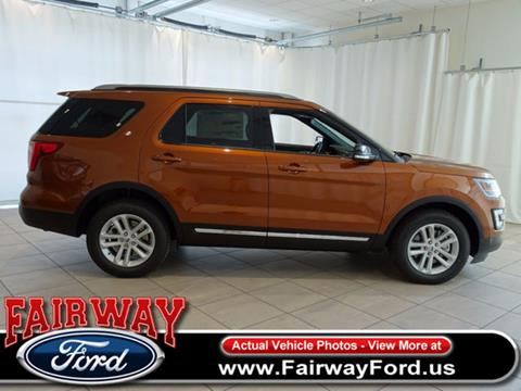 2017 Ford Explorer for sale in Canfield, OH