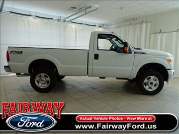 2016 Ford F-250 Super Duty for sale in Canfield, OH