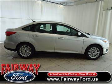 2017 Ford Focus for sale in Canfield, OH