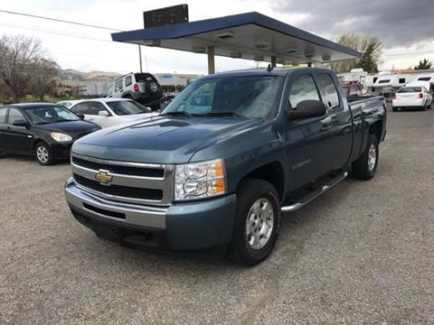 2010 Chevrolet Silverado 1500 for sale in Reno, NV