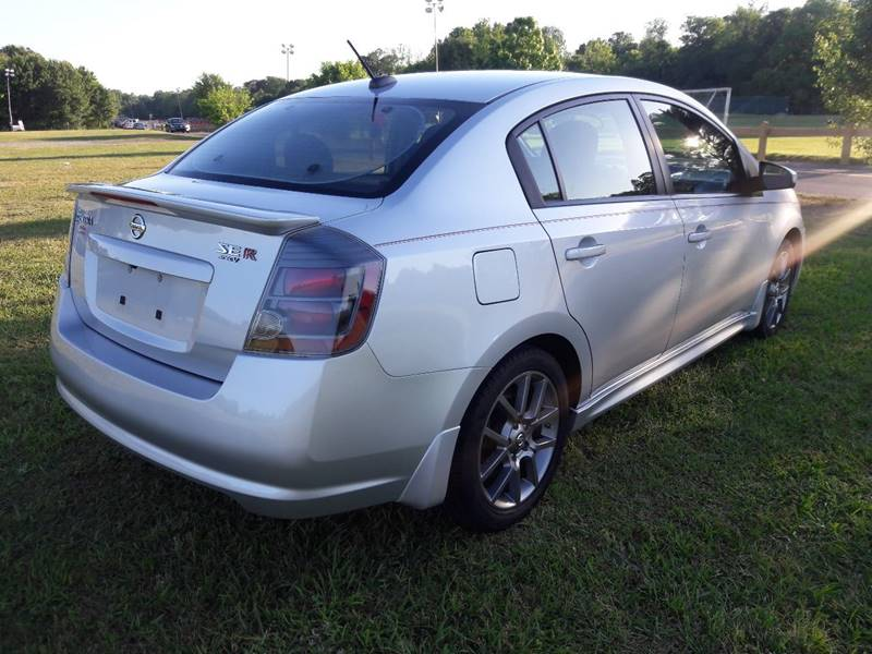 2012 Nissan Sentra for sale at Don Roberts Auto Sales in Lawrenceville GA