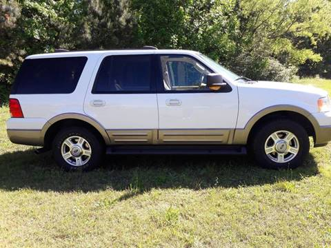 2003 Ford Expedition for sale at Don Roberts Auto Sales in Lawrenceville GA