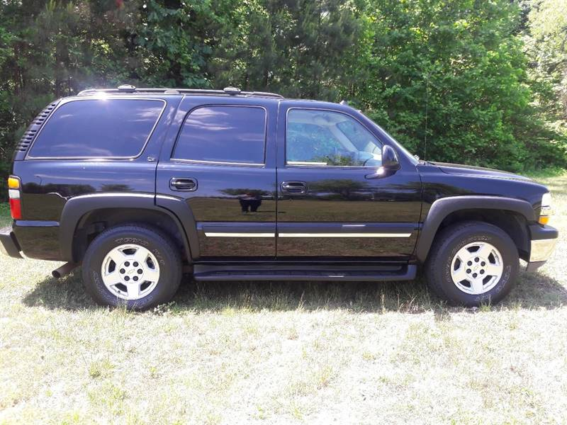 2004 Chevrolet Tahoe for sale at Don Roberts Auto Sales in Lawrenceville GA