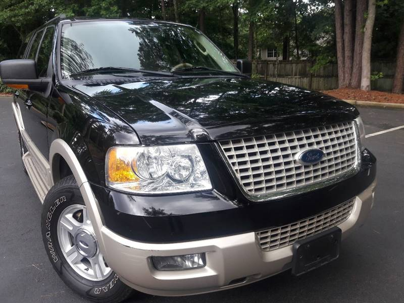 2005 Ford Expedition for sale at Don Roberts Auto Sales in Lawrenceville GA