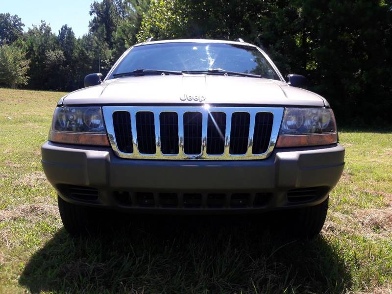 2002 Jeep Grand Cherokee for sale at Don Roberts Auto Sales in Lawrenceville GA