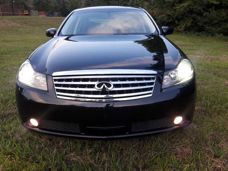 2007 Infiniti M45 for sale at Don Roberts Auto Sales in Lawrenceville GA