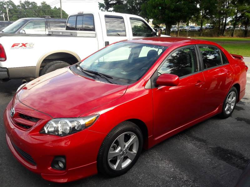 2013 Toyota Corolla for sale at Don Roberts Auto Sales in Lawrenceville GA