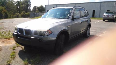 2005 BMW X3 for sale at Don Roberts Auto Sales in Lawrenceville GA