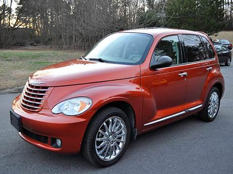 2007 Chrysler PT Cruiser for sale at Don Roberts Auto Sales in Lawrenceville GA