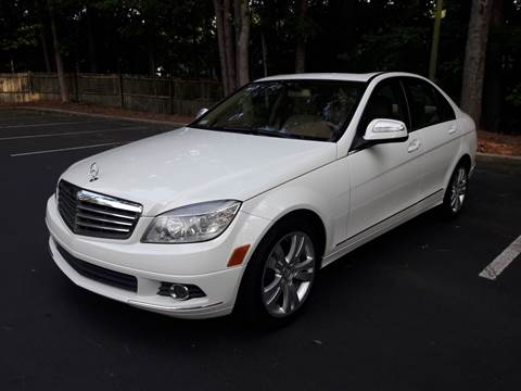 2008 Mercedes-Benz C-Class for sale at Don Roberts Auto Sales in Lawrenceville GA