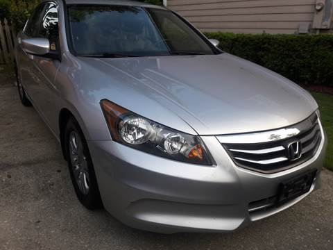 2012 Honda Accord for sale at Don Roberts Auto Sales in Lawrenceville GA