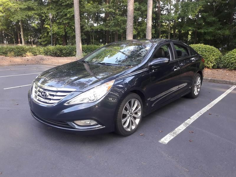 2011 Hyundai Sonata for sale at Don Roberts Auto Sales in Lawrenceville GA