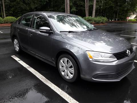2011 Volkswagen Jetta for sale at Don Roberts Auto Sales in Lawrenceville GA