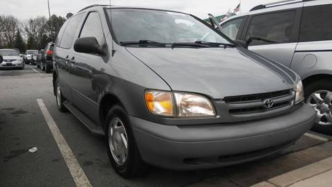 2000 Toyota Sienna for sale at Don Roberts Auto Sales in Lawrenceville GA