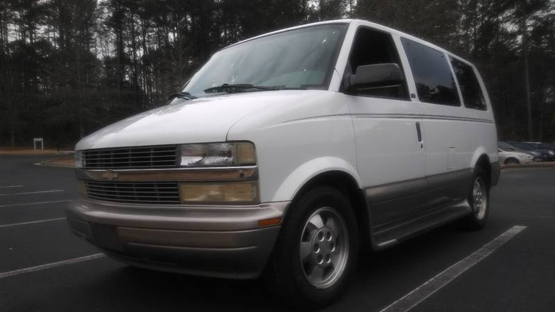 2003 Chevrolet Astro for sale at Don Roberts Auto Sales in Lawrenceville GA