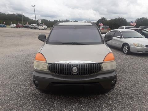 2002 Buick Rendezvous for sale in Avon Park, FL