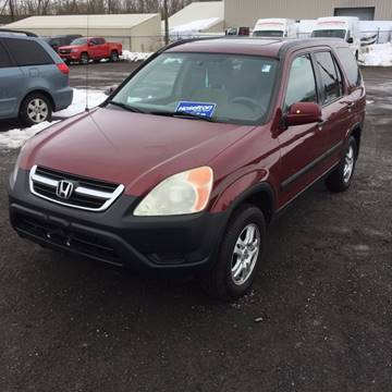 2003 Honda CR-V for sale in Rochester, NY