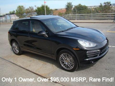 2013 Porsche Cayenne for sale in Brooklyn, NY