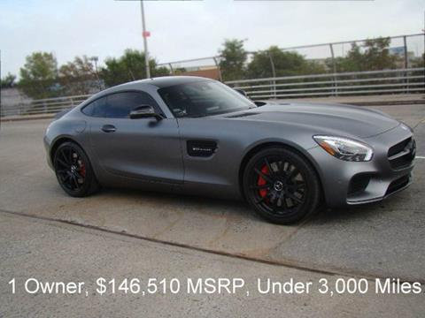 2016 Mercedes-Benz AMG GT for sale in Brooklyn, NY