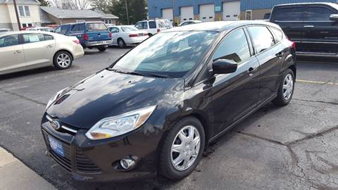 2012 Ford Focus for sale in Waupun, WI