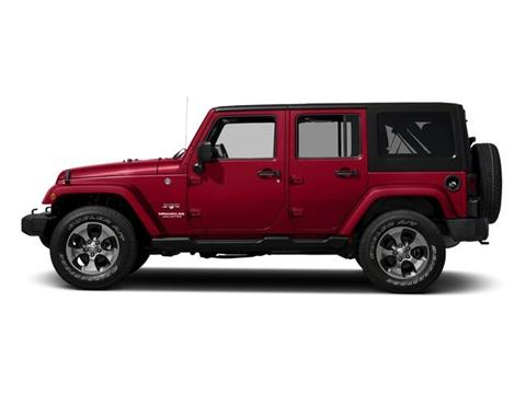 2017 Jeep Wrangler Unlimited for sale in Paola, KS