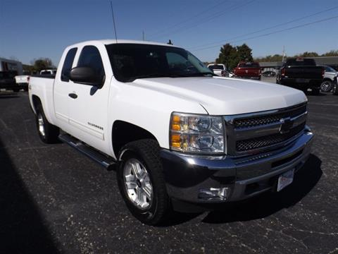 2012 Chevrolet Silverado 1500 for sale in Paola, KS