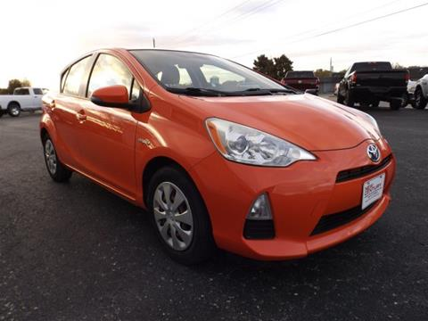 2012 Toyota Prius c for sale in Paola, KS