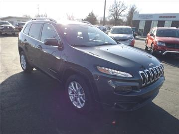 2017 Jeep Cherokee for sale in Paola, KS