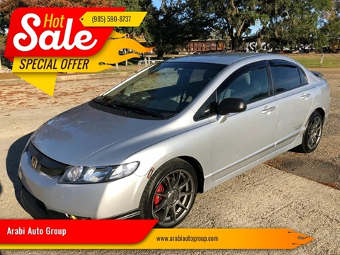 2010 Honda Civic for sale in Mandeville, LA