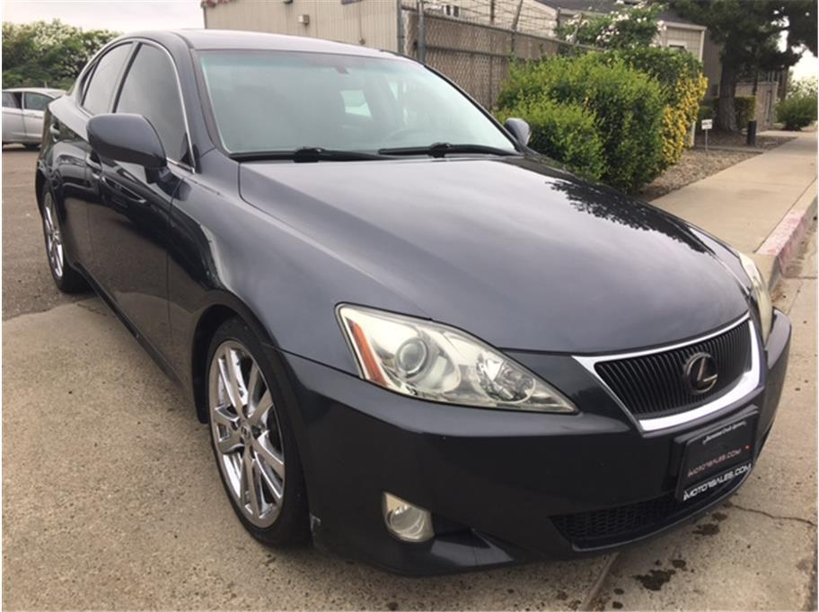 2007 Lexus IS 250 for sale at iMotorSales.com in Turlock CA