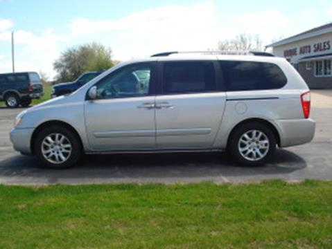 2009 Kia Sedona for sale in Green Bay WI