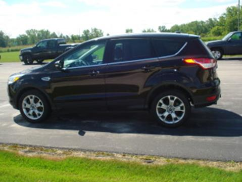 2013 Ford Escape for sale in Green Bay WI