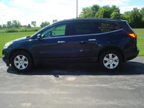 2011 Chevrolet Traverse for sale in Green Bay WI