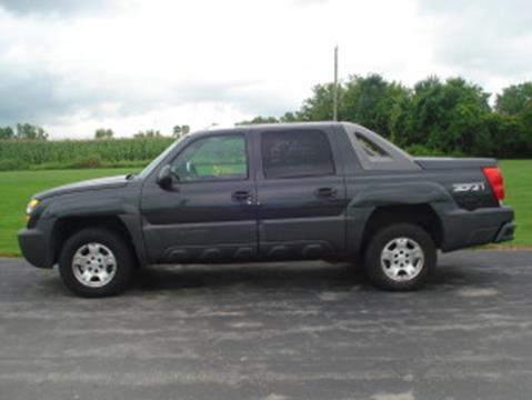 2003 Chevrolet Avalanche for sale in Green Bay, WI