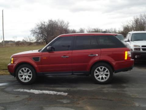 2007 Land Rover Range Rover Sport for sale in Green Bay WI