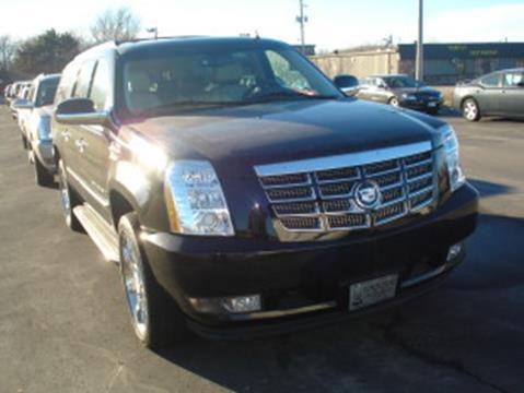 2008 Cadillac Escalade ESV for sale in Green Bay WI