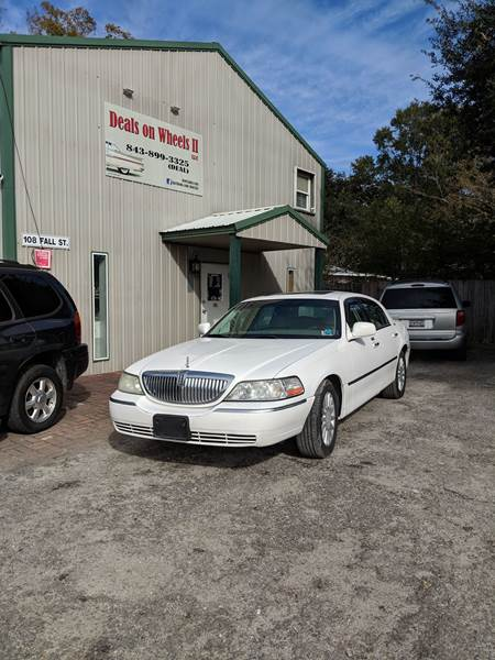 2005 Lincoln Town Car Signature Limited In Moncks Corner Sc Deals