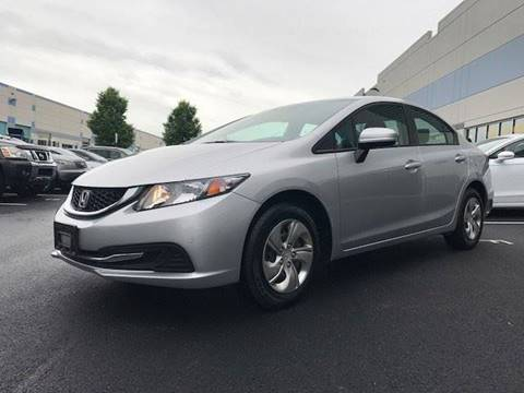 2015 Honda Civic for sale at Freedom Auto Sales in Chantilly VA