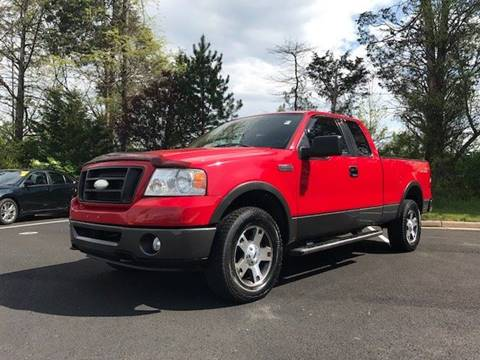 2008 Ford F-150 for sale at Freedom Auto Sales in Chantilly VA