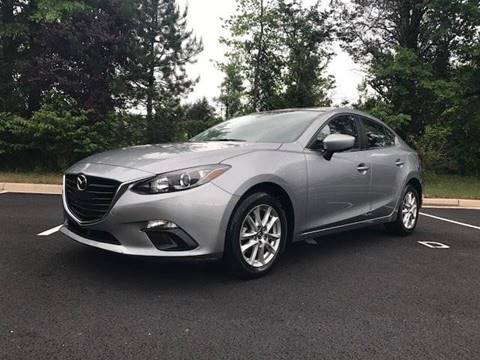 2016 Mazda MAZDA3 for sale at Freedom Auto Sales in Chantilly VA