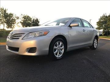 2011 Toyota Camry for sale at Freedom Auto Sales in Chantilly VA