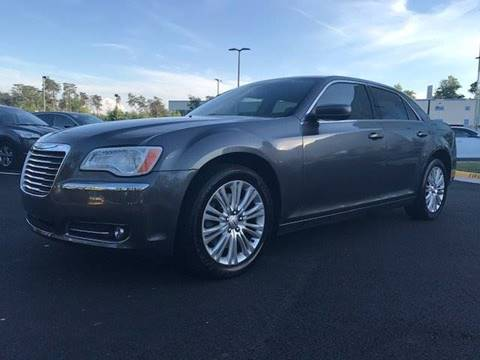 2013 Chrysler 300 for sale at Freedom Auto Sales in Chantilly VA