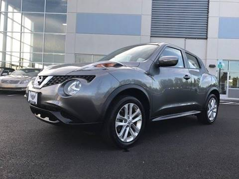 2016 Nissan JUKE for sale at Freedom Auto Sales in Chantilly VA