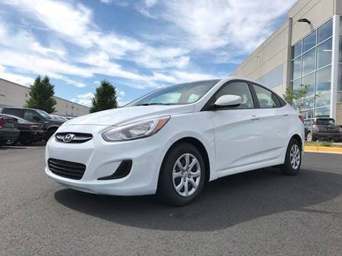 2017 Hyundai Accent for sale in Chantilly, VA