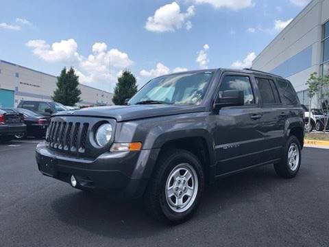 2016 Jeep Patriot for sale at Freedom Auto Sales in Chantilly VA