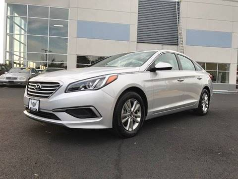 2017 Hyundai Sonata for sale at Freedom Auto Sales in Chantilly VA