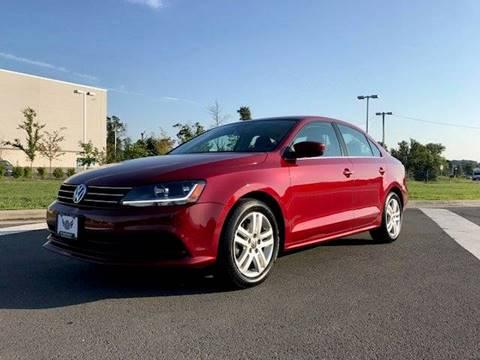 2017 Volkswagen Jetta for sale at Freedom Auto Sales in Chantilly VA