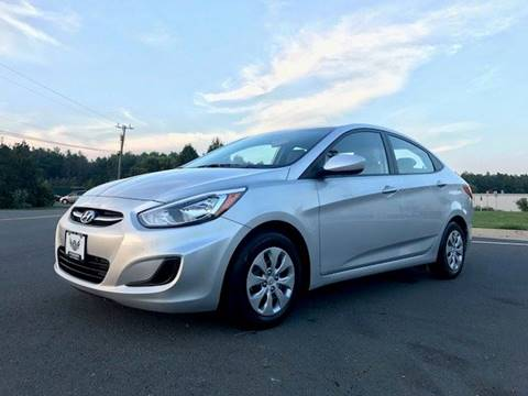2017 Hyundai Accent for sale at Freedom Auto Sales in Chantilly VA