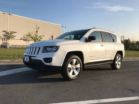 2016 Jeep Compass for sale in Chantilly, VA