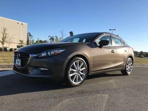 2017 Mazda MAZDA3 for sale at Freedom Auto Sales in Chantilly VA